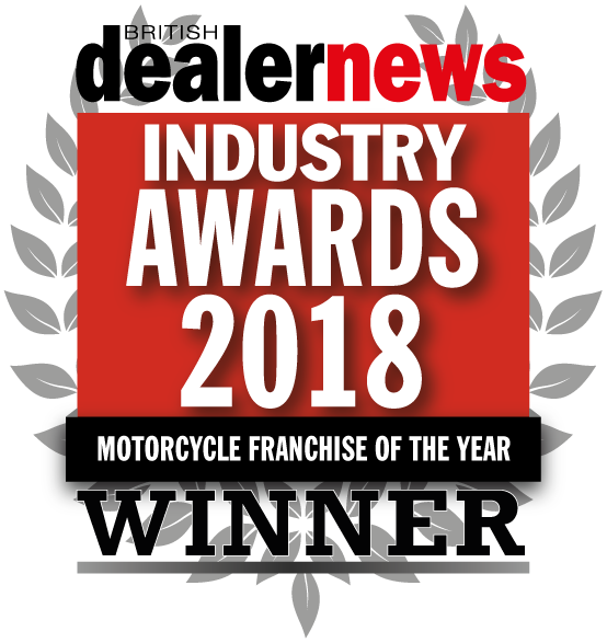 Motorcycle Franchise of the Year 2018