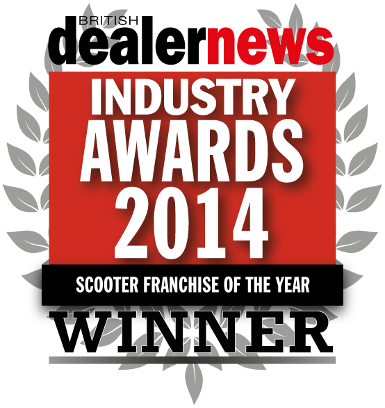 Scooter Franchise of the Year 2014
