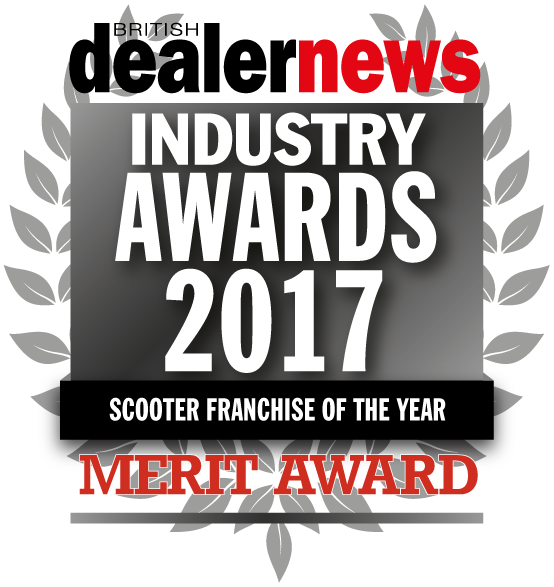 Scooter Franchise of the Year 2017