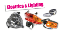 Electrics and Lighting
