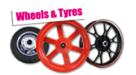 Wheels and Tyre