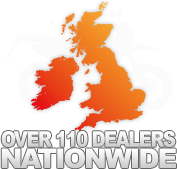 Over 110 Dealers Nationwide