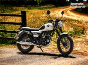 Lexmoto Valiant 125 Wallpaper