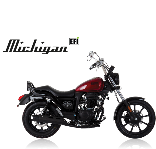 Lexmoto Michigan 125 EFI