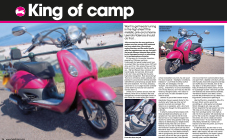 Lexmoto Valencia: King of Camp