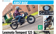 On2Wheels Tempest Review