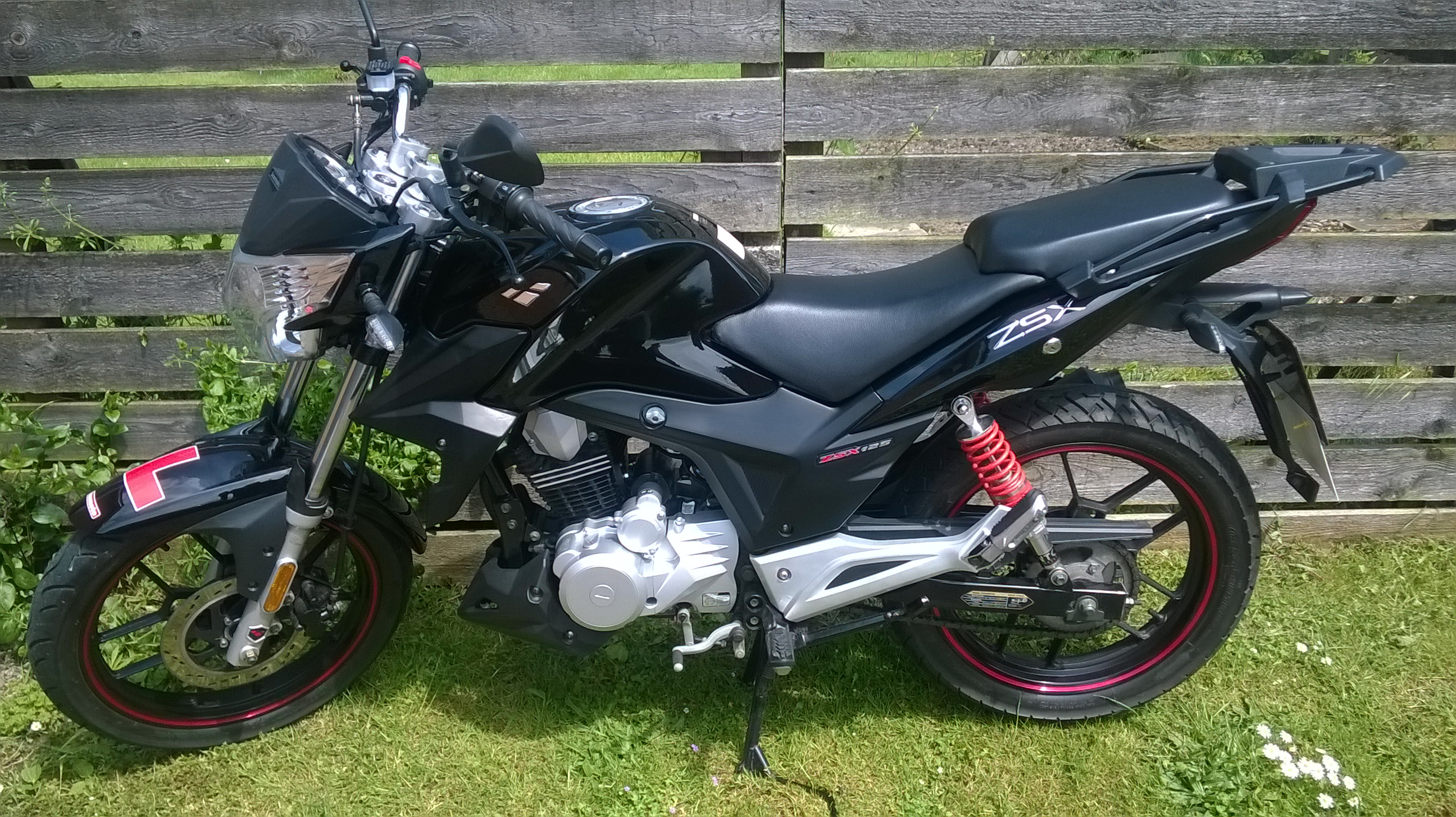 ZS125-48A review