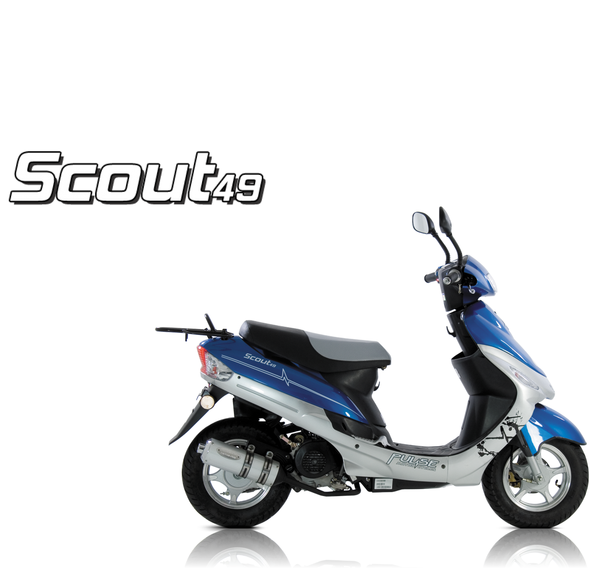 Chinese Scooter Club :: View topic - Exhaust for 50cc